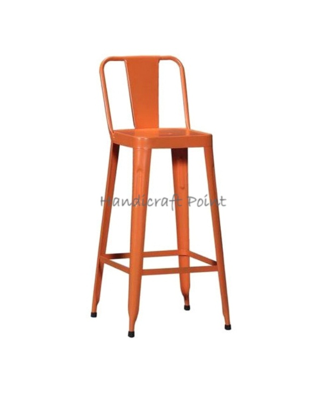INDUSTRIAL HIGH CHAIR FOR CAFE BAR PUB
