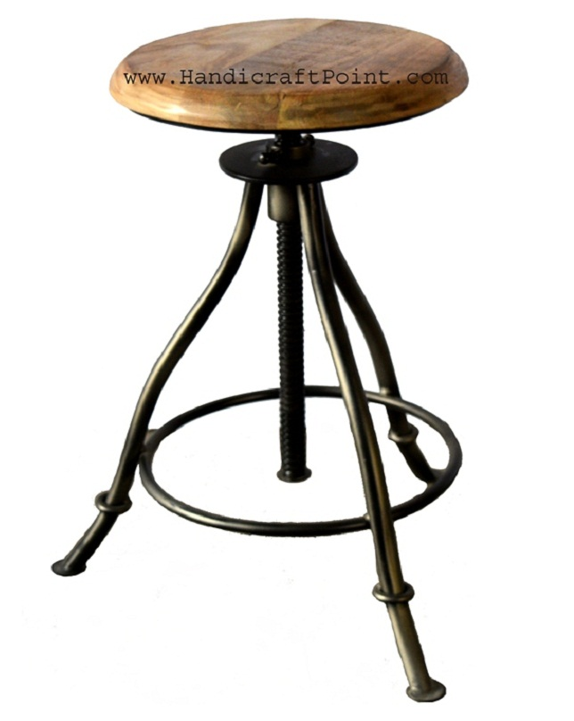 Industrial Stools for Restaurant and cafe