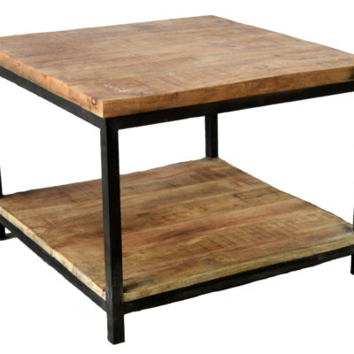Iron 2 Top Square Table BIG