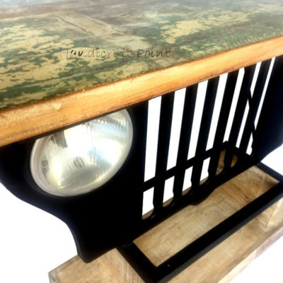 Willys Jeep Console