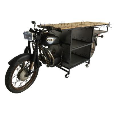 Motorbike Console Cabinet