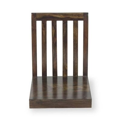 Solid Wood Japanese Style Low Chair