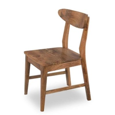 Solid Wood Country Eva Chair