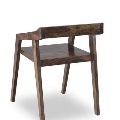 Solid Wood Buck Chair