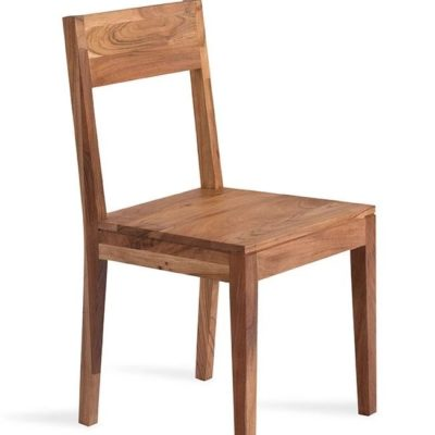 Solid Wood Indiana Live Chair