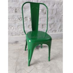 Industrial Restaurant Tolix Chair Green