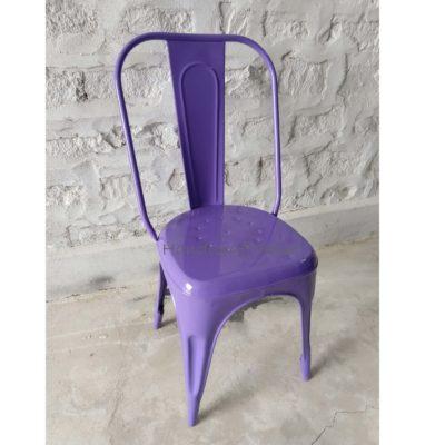 Industrial Restaurant Tolix Chair Vilot